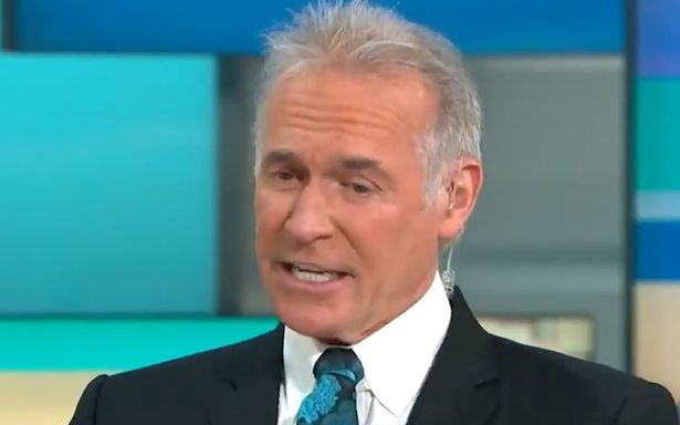 Doctor Hilary Jones warns of 'hugging risks' and urges caution as restrictions set to ease