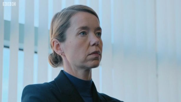 Many Line of Duty fans are suspicious about Patricia Carmichael