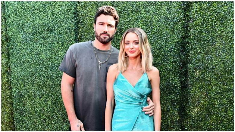 Brody Jenner and Kaitlynn Carter