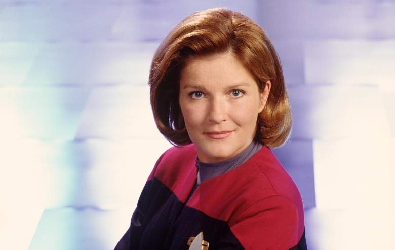 Kate Mulgrew stars as Captain Kathryn Janeway in