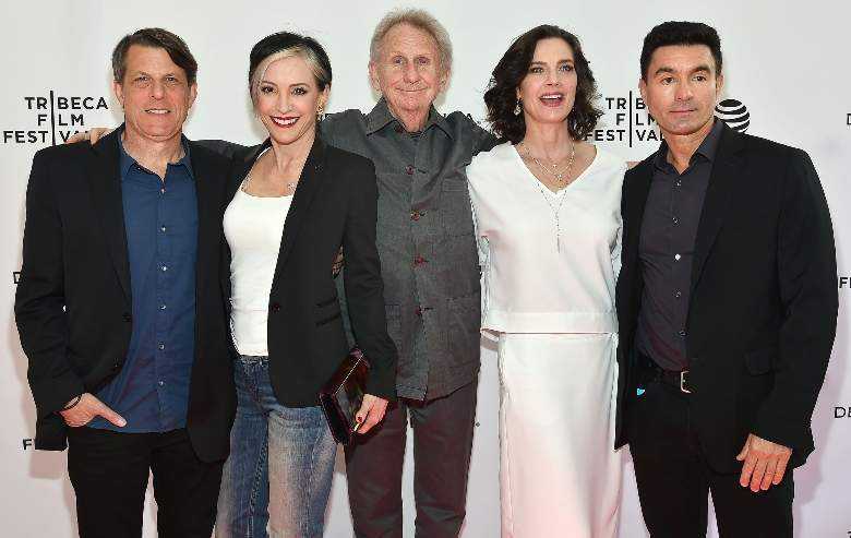 Adam Nimoy, Nana Visitor, René Auberjonois, Terry Farrell and David Zappone attend the Tribeca Tune In: For the Love Of Spock event during the 2016 Tribeca Film Festival