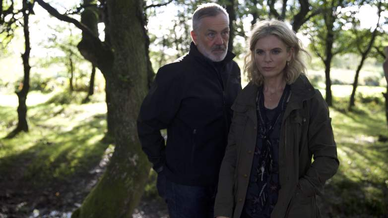 In the footsteps of killers Emilia fox