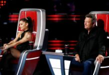 Ariana Grande broken rules on The Voice