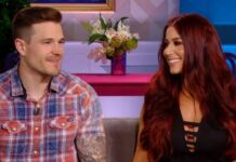 Chelsea Houkska Reacts to Having a Fifth Baby
