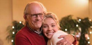 Christopher Lloyd Is Filming a Hallmark Christmas Movie